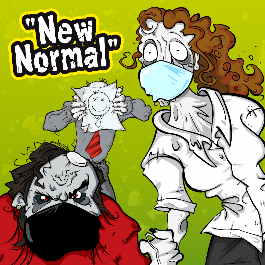 new normal zombies